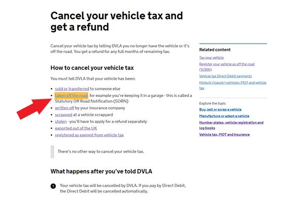 Dvla Car Tax Blog Otomotif Keren