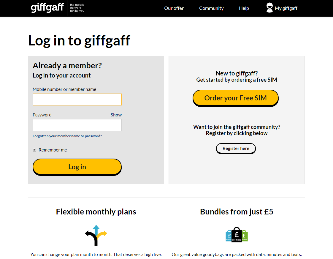 How to Cancel Giffgaff in 2018