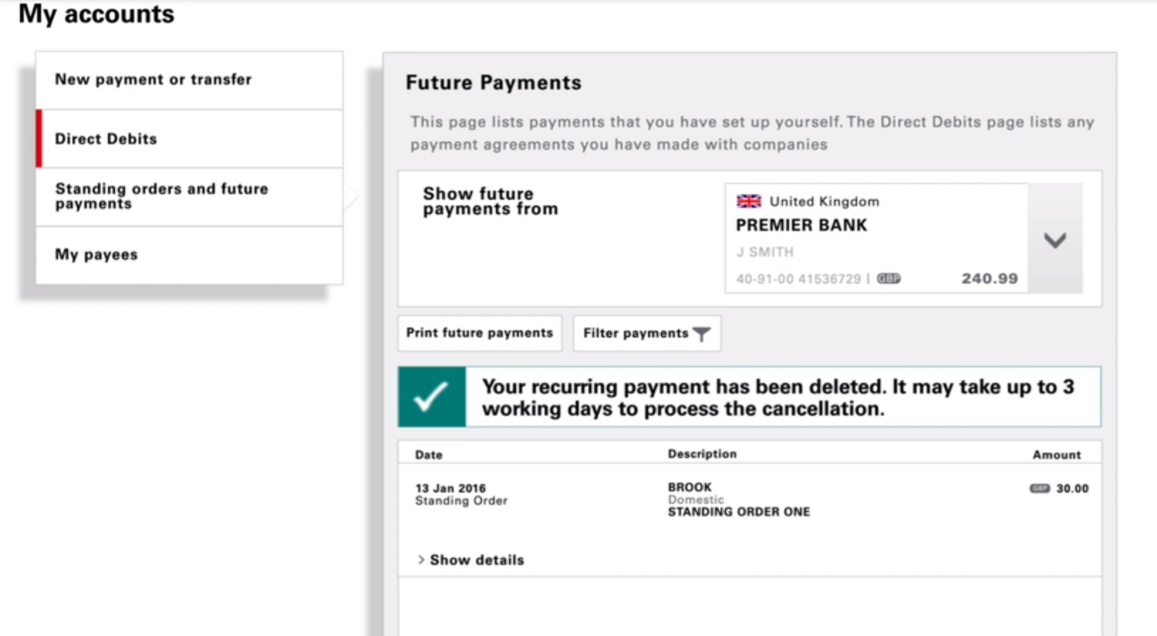 Cancel Your HSBC Direct Debit 2019 – 0844 826 8030 | FastCancel co uk