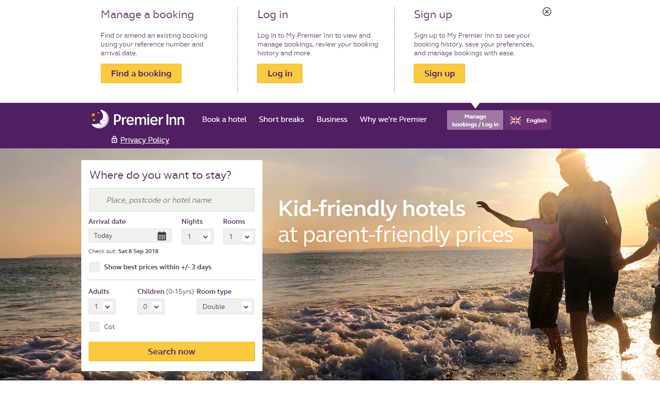 How to Cancel Your Premier Inn Booking