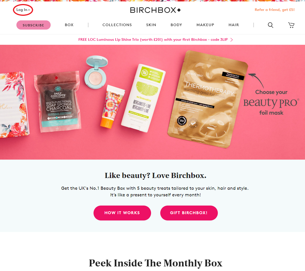 How to Cancel Your Birchbox Subscription in 2018