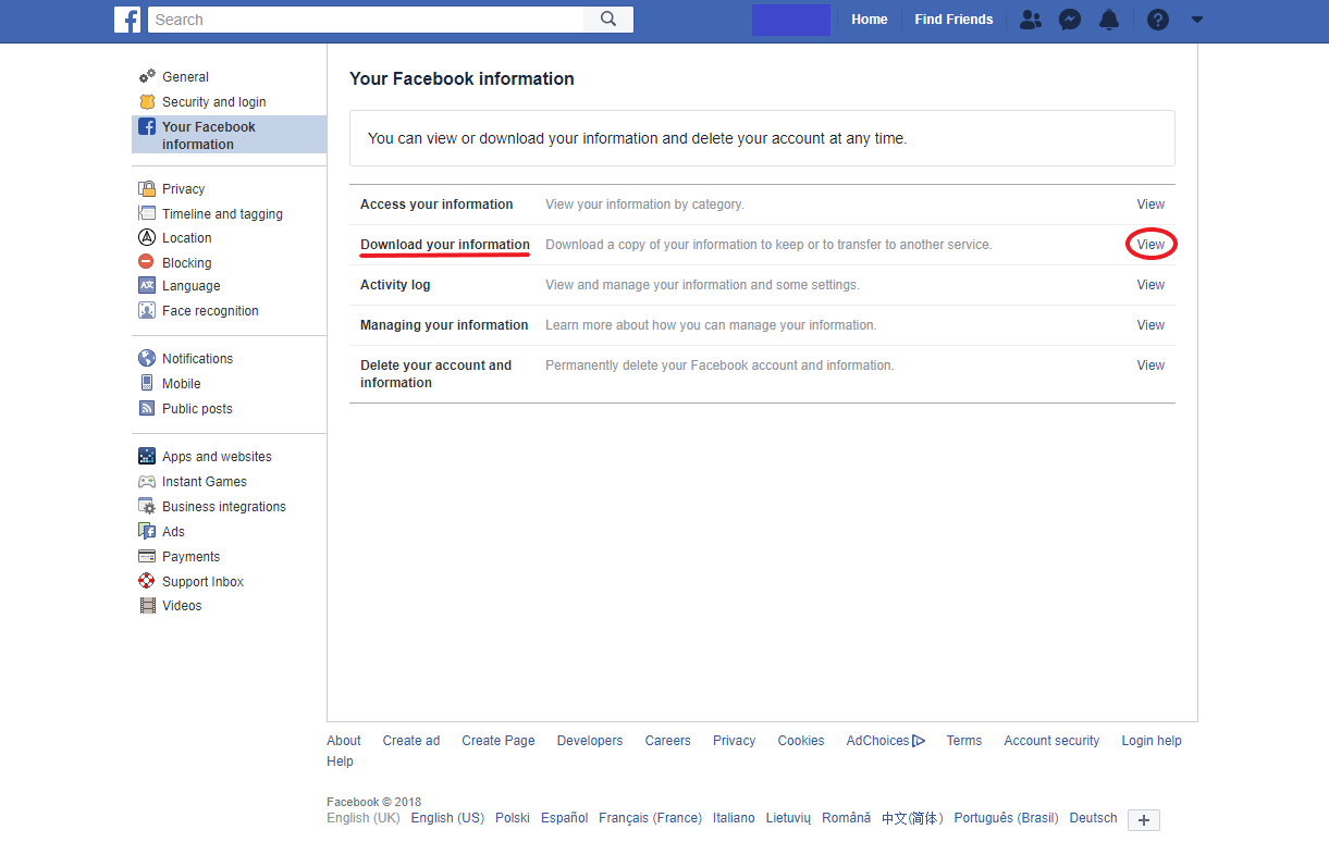 How to Cancel Your Facebook Account in 2018