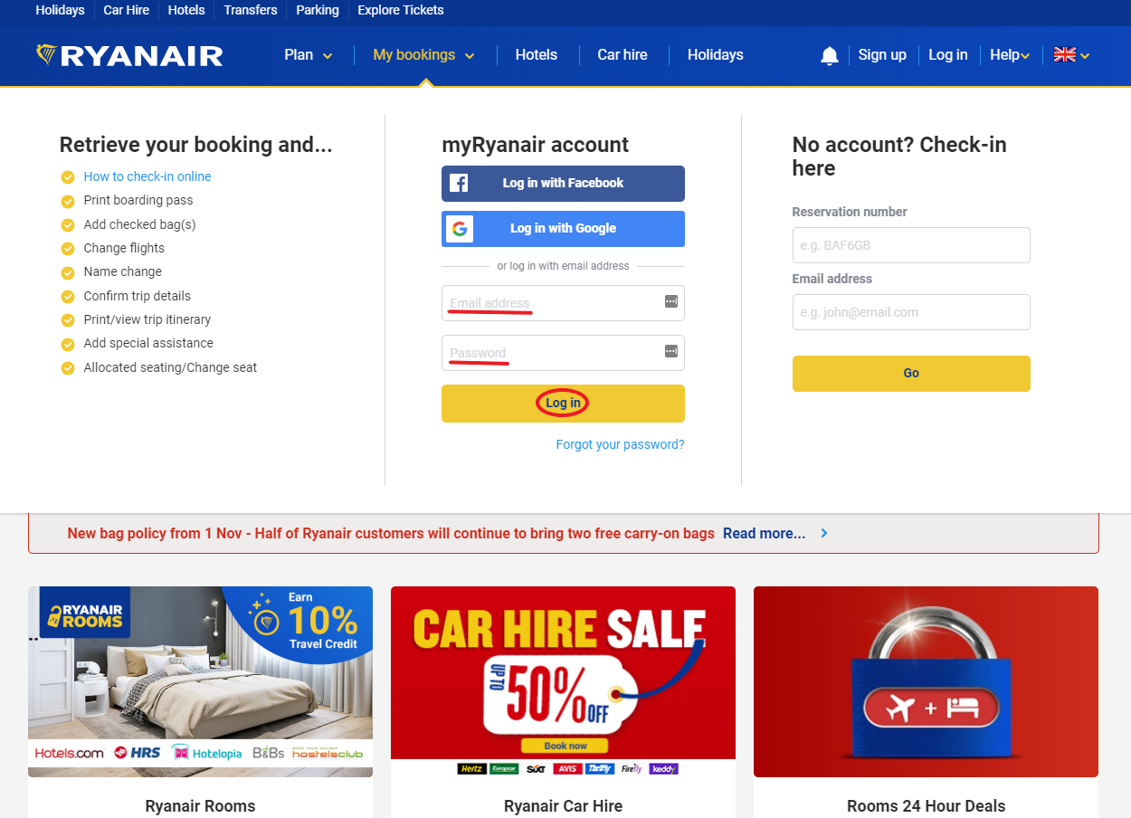 How to Cancel a Ryanair Flight in 2018