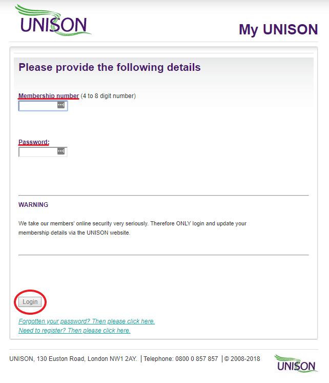 How to Cancel Your UNISON Membership in 2018