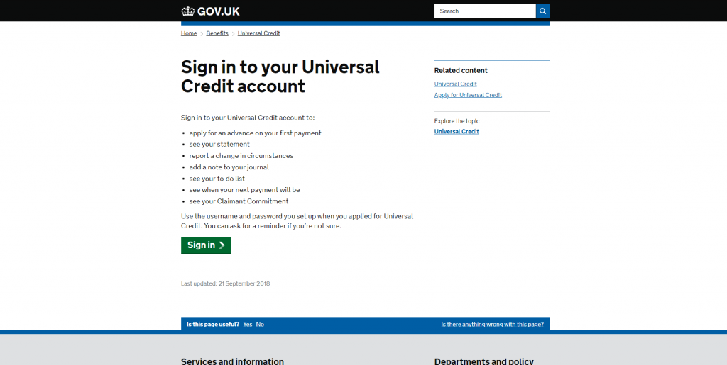 cancel universal credit