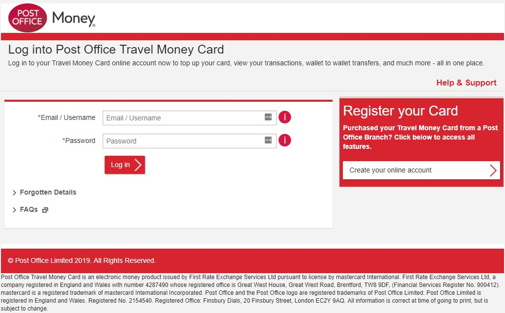 How to Cancel a Travel Money Card