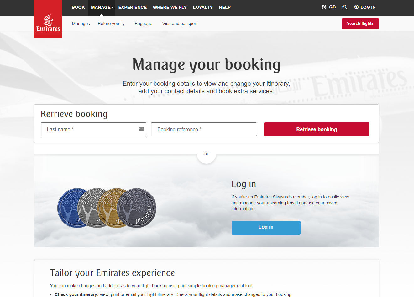 How to Cancel an Emirates Ticket