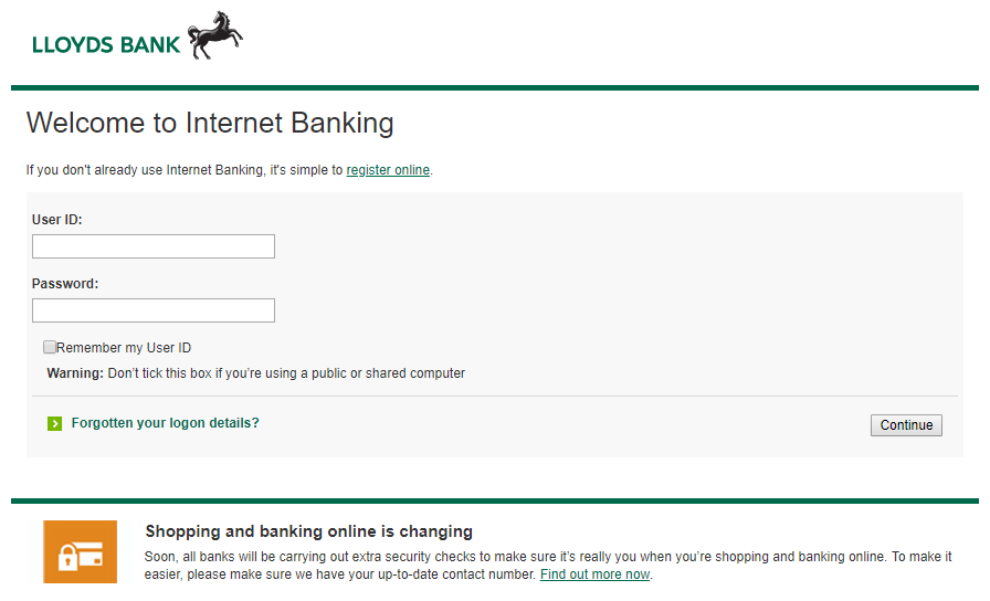 How to Cancel a Lloyds Bank Account